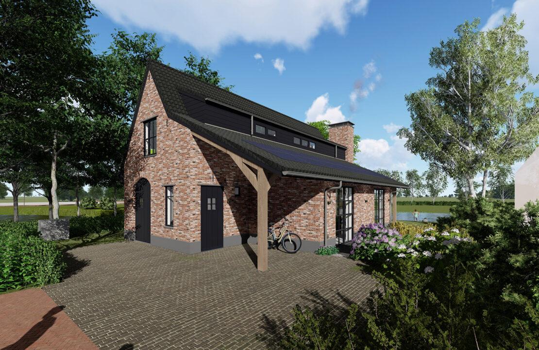 Nieuwbouw villa | Nieuwkoop